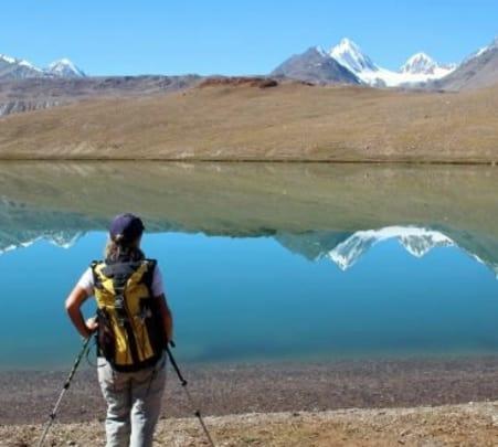 Trek to Bhrigu Lake at Bhashisht