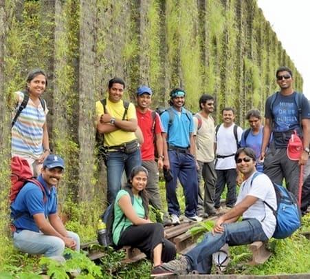 Dudhsagar Waterfalls Trek from Bangalore to Goa