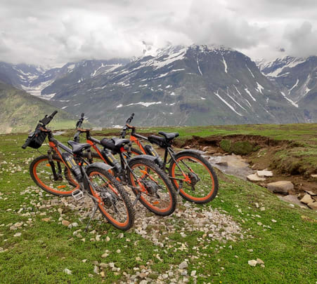 E Bike Tour of Manali, Flat 15% off