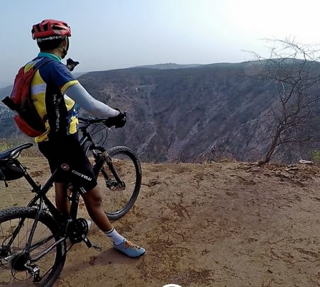 Jaipur Night Cycling Tour-flat 26% off