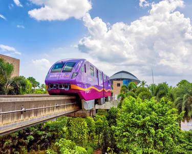 Sentosa Express Train Ticket - Flat 28% off