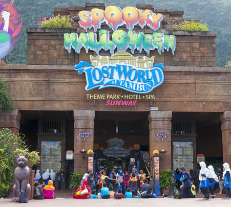 Lost World of Tambun Tour