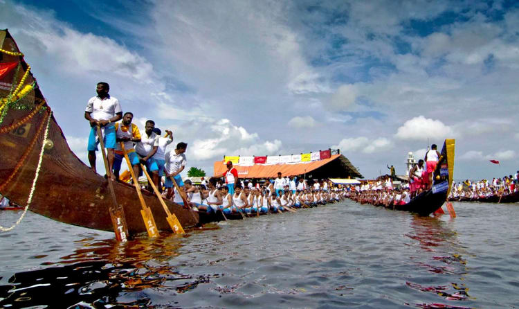 Watch Sublime Snake Boat Racing