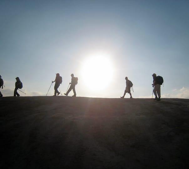 Trekking in Ranakpur