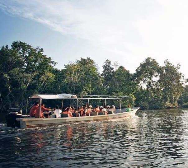 Klias River Cruise in Kota Kinabalu, Malaysia