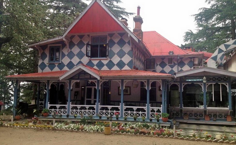 Shimla British Resort | Book Online @ 42% Off
