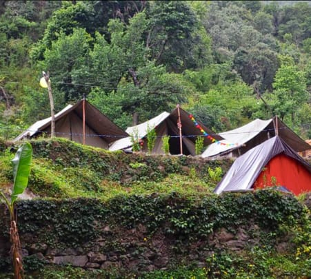 Tribal Camping in Chakrata Flat 35% Off