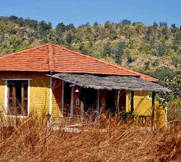 Stay in Resort at Bandhavgarh