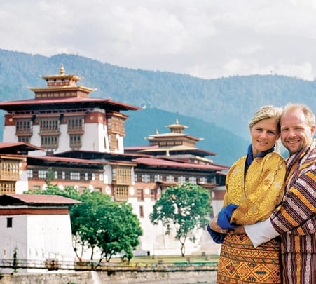 6 Days Bhutan Honeymoon Packages from Delhi, Flat 20% off