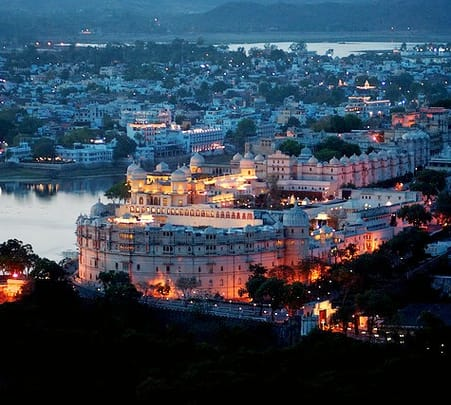 Honeymoon in Regal Rajasthan
