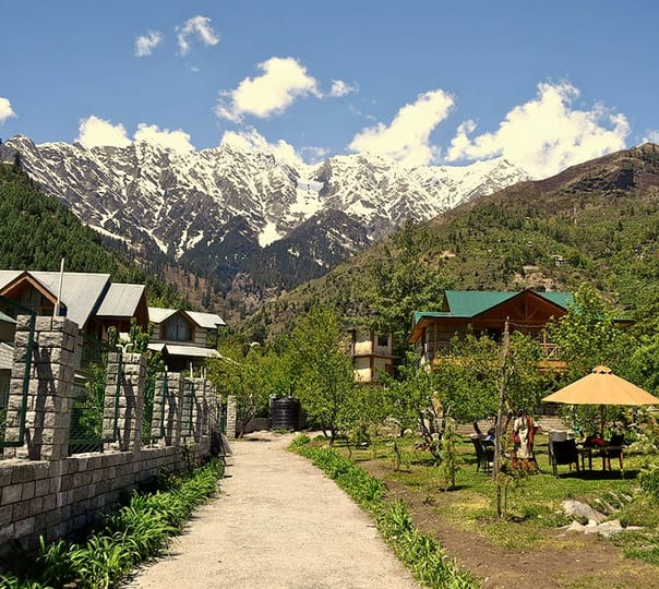 Getaway to Urvashi Retreat in Manali