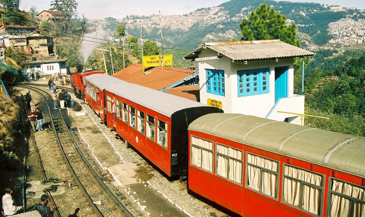 Experience the Ride on Toy Train