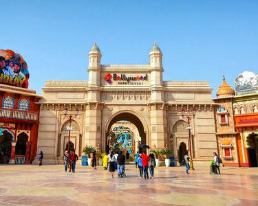 Dubai Parks and Resorts Day Tickets - Flat 10% off