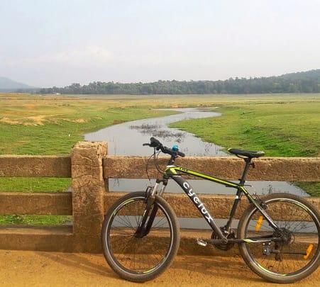 Cycling Tour to Kote Betta