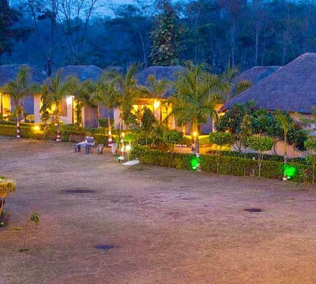 Luxury Jungle Stay, Corbett- Flat 15% off