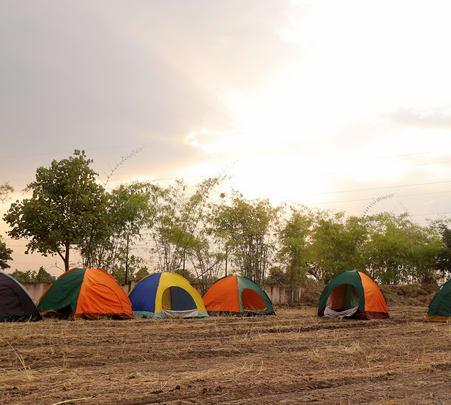 Jungle Camping at Salkanpur: Bhopal
