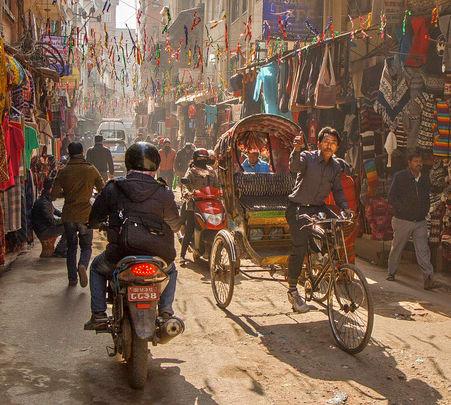 Kathmandu Rickshaw Tour - Flat 25% off