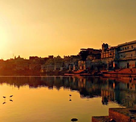 Morning Heritage Walking in Pushkar