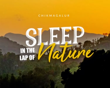 Exclusive Homestay in Chikmagalur Flat 10% Off