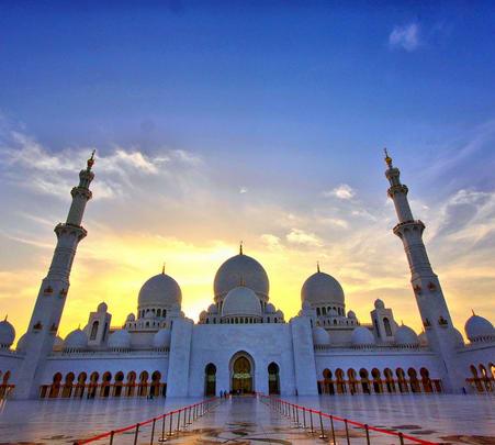 Abu Dhabi Day Tour