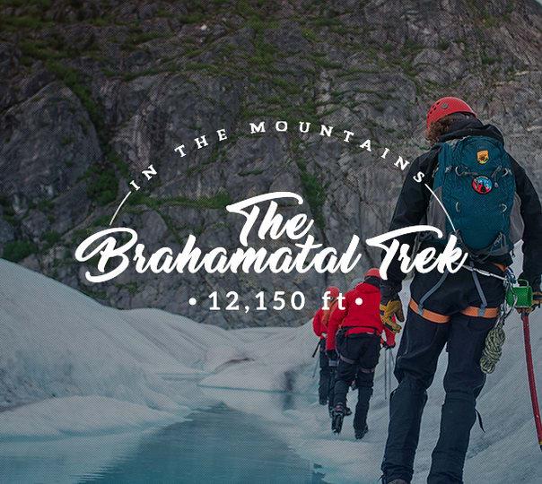Brahmatal Trek 2018, Uttarakhand