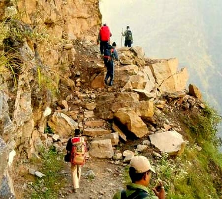 Chopta Tungnath and Madmaheshwar Trek near Rishikesh
