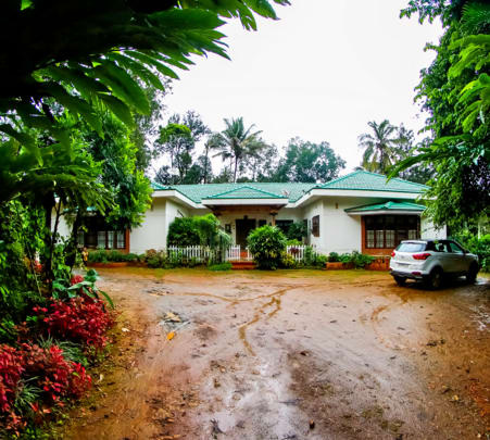 Homestay Amidst Coffee Plantations in Coorg