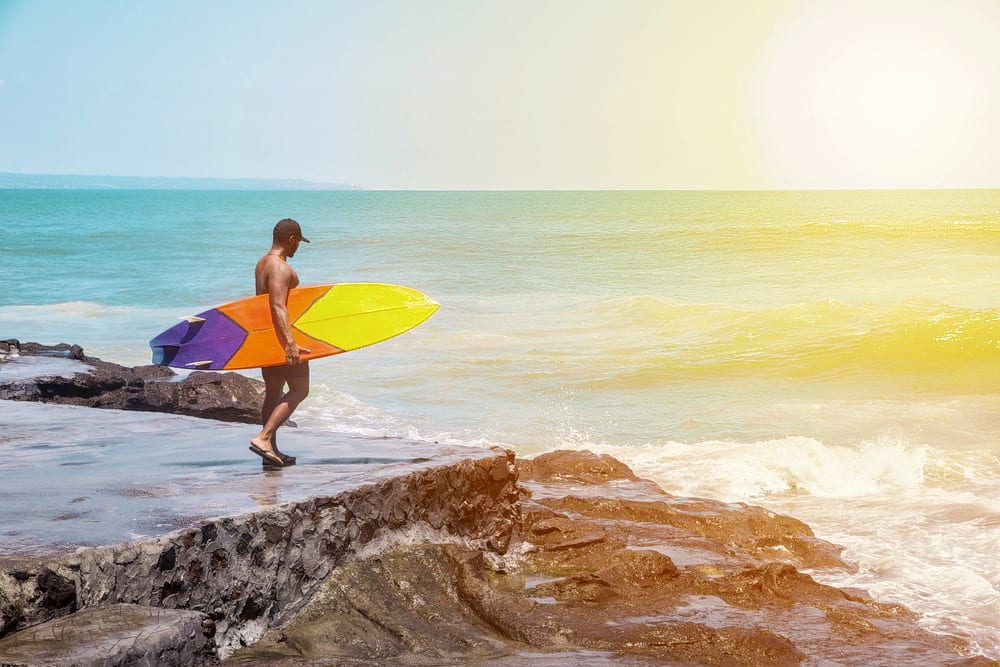 Go Surfing at Canggu Bali