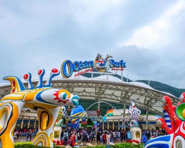 Ocean Park Dolphin Show Hong Kong, Flat 15% off