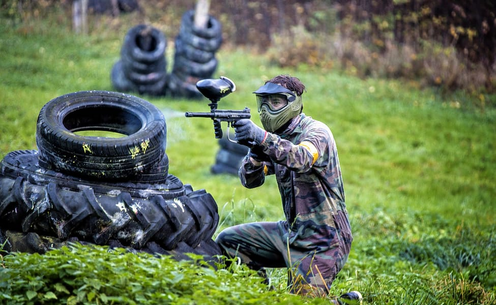 Paintball In Pondicherry Flat 60% Off