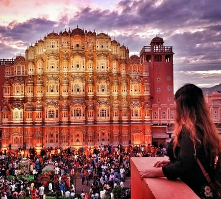 Jaipur Photography Tour