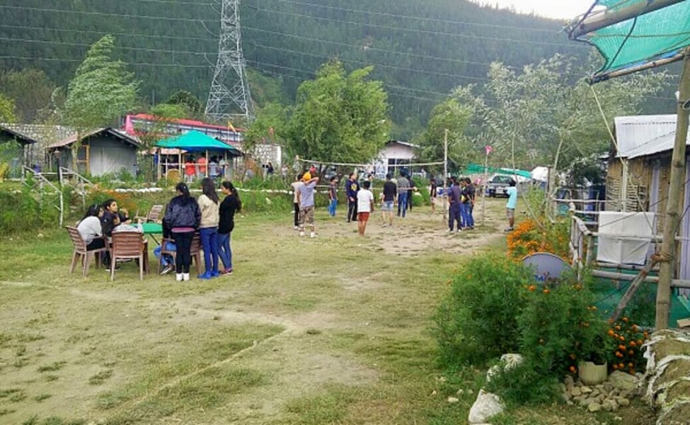 Luxury Camping And Activities In Manali