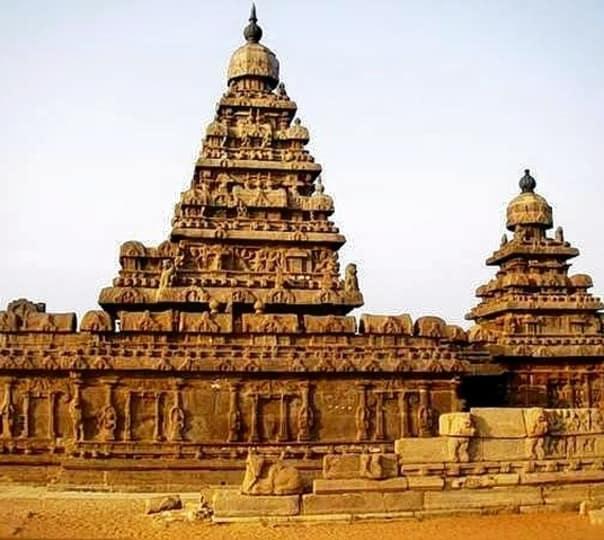 Day Trip To Mahabalipuram