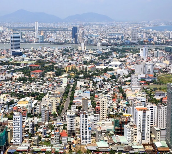 Helicopter Tour of Da Nang City