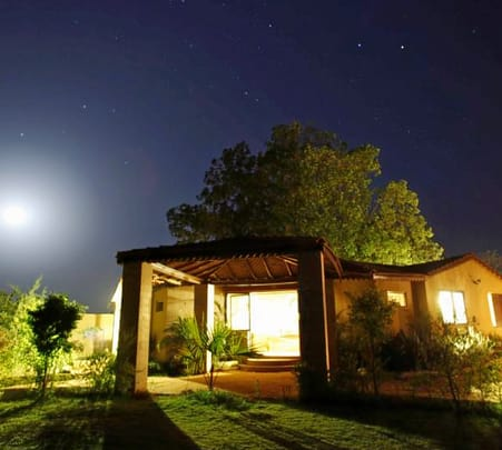 Adventure Stay Experience at Wildflower Resort, Bandhavgarh Tiger Reserve