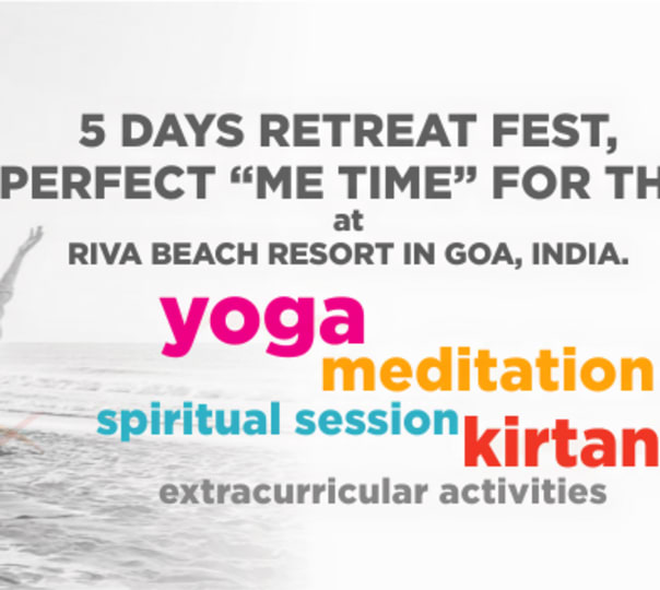 Yoga and Meditation Fest at Mandrem in Goa