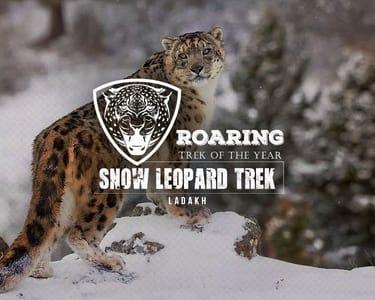 Snow Leopard Trek 2018, Ladakh