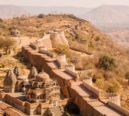 Udaipur to Kumbhalgarh-ranakpur One Day Tour Flat 20% off