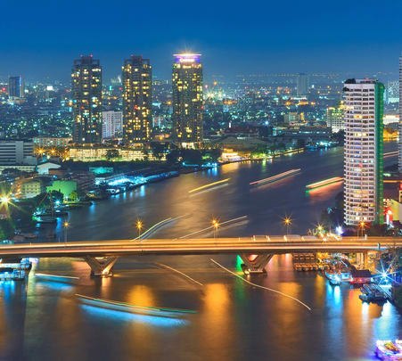 Bangkok Cycling Full Day Tour