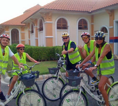 Penang Cruise Excursion-heritage Cycling Tour