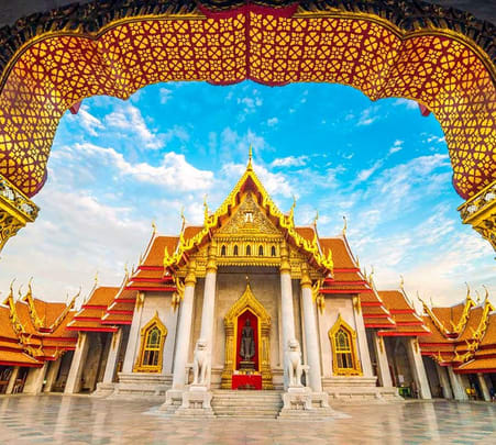 Half Day City Temple Tour Bangkok Flat 30% off