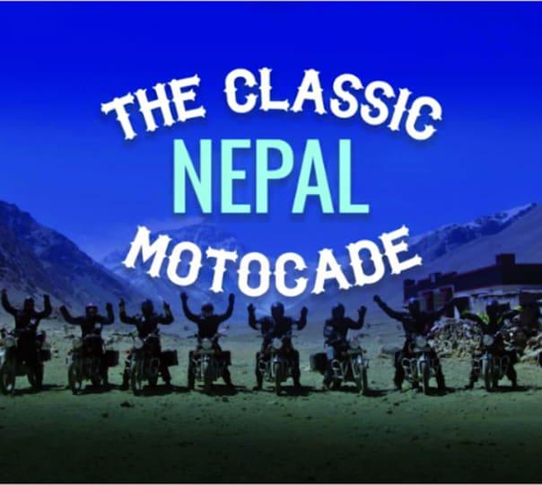 Mustang Muktinath Nepal Motorcycle Tour