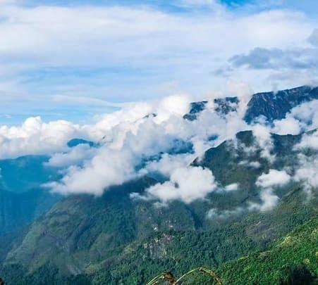 Scenic Trek to Canopy Hill, Vattakanal
