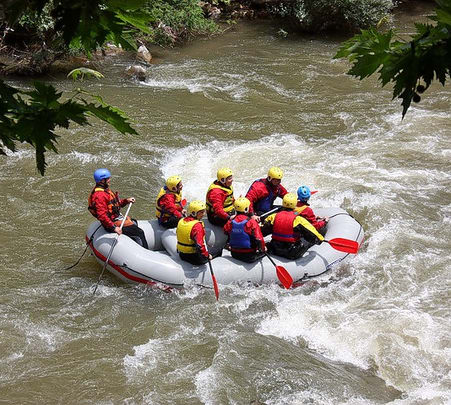 Lower Tons River Expedition