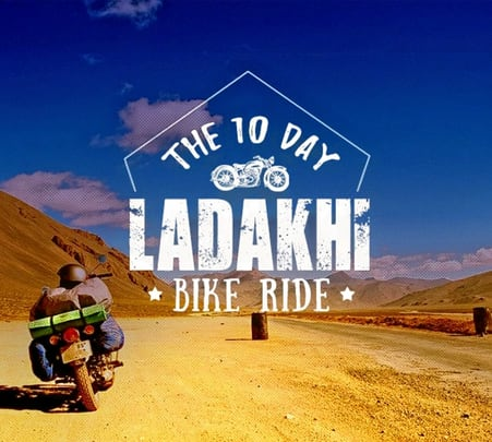 Leh Ladakh to Manali Bike Trip Package 2018