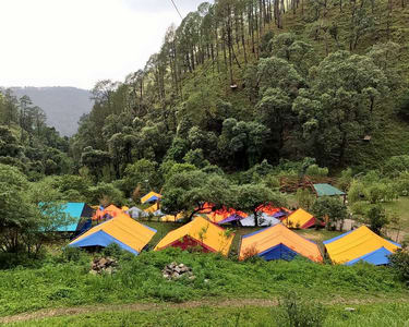 Nature Camping with Meals, Nainital Flat 36% off