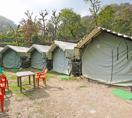 Tented Stay Experience in Rishikesh Flat 16% off