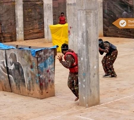 Group Day Out with Paintball, Uttarahalli, Bangalore