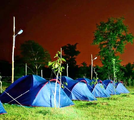 Adventure Jungle Stay in Dandeli - Flat 21% off
