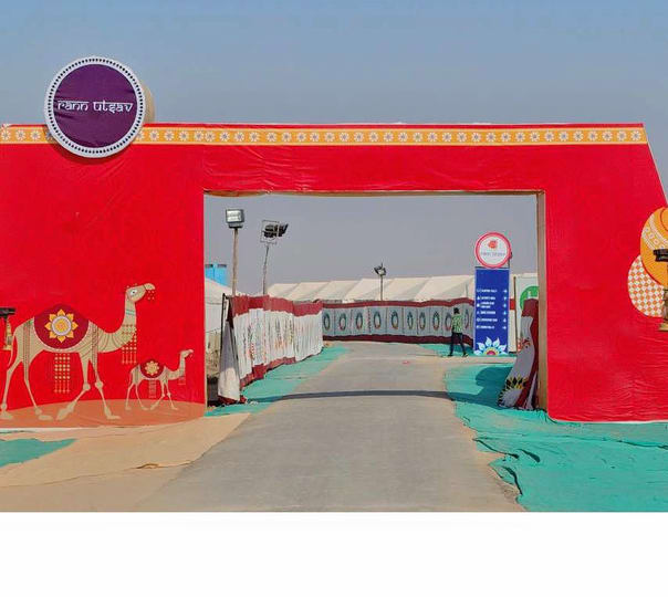 Camp Stay at White Rann of Kutch